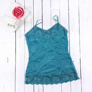 Maurices Lace Trim Camisoles Tank Top S